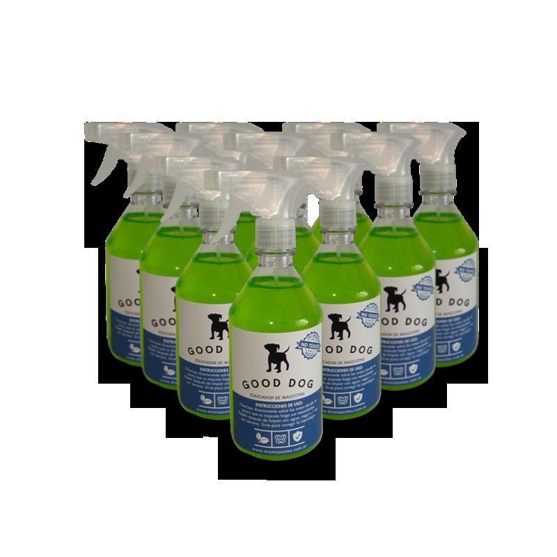 Good Dog 500 ml - Educador de Mascotas (10 unidades)